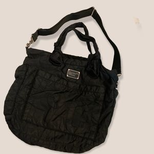 Black Marc by Marc Jacobs Diaper Bag/ Tote